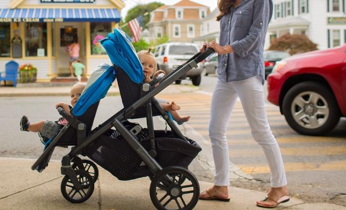 Самые удобные детские коляски.