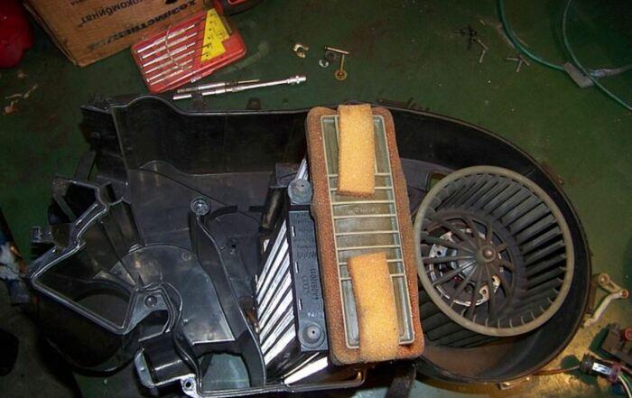 Дело быть может в радиаторе. /Фото: vk.com.