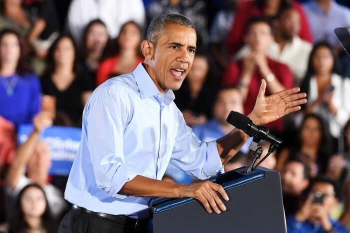 Голос Америки в США разрешил только Барак Обама. /Фото: vanityfair.com.