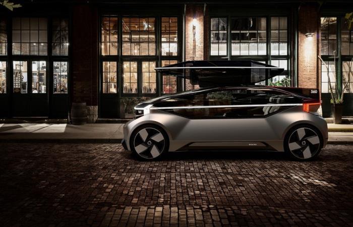 Новая концепция Volvo, которая меняет взгляд на автомобиль.