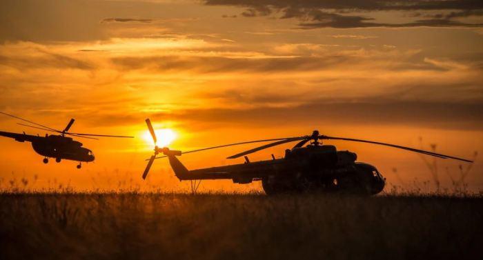 Поэтому вертолет через 12 часов останется на своем месте. /Фото: yandex.net.