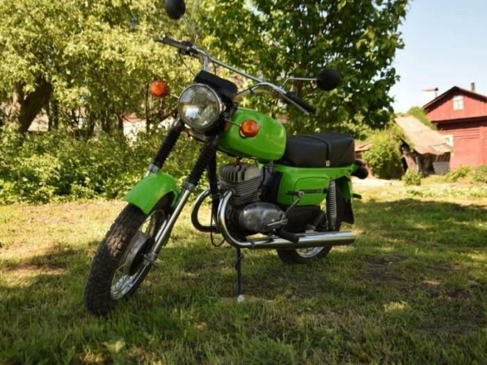 Мотоцикл быстро стал народным любимцем. /Фото: auto.ru.