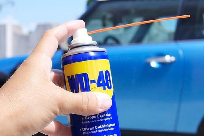 Чистить краску не стоит. |Фото: klevo.net.