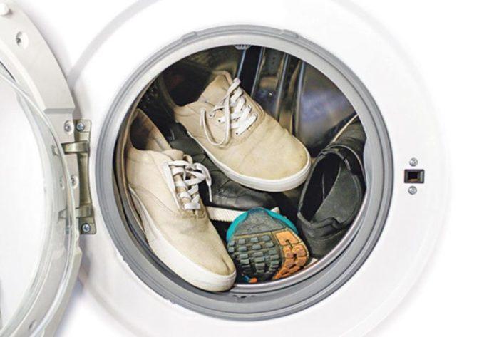Нельзя стирать кожаные изделия. /Фото: mabon.ru.