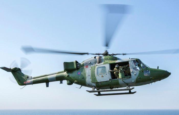 Быстрее этого вертолета нет.