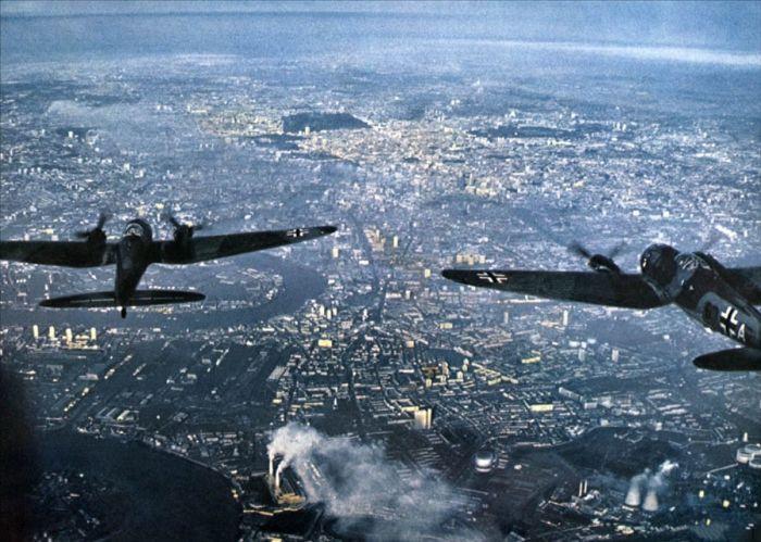 Авианалеты были проблемой. /Фото: kinozon.tv.