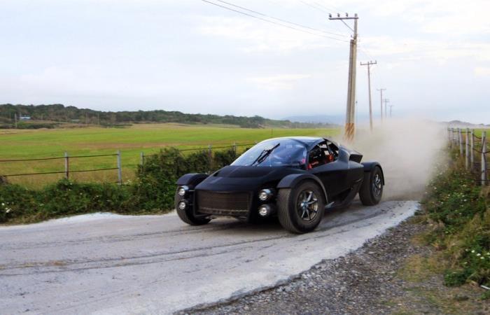 Машина, которая обойдет Тесла.