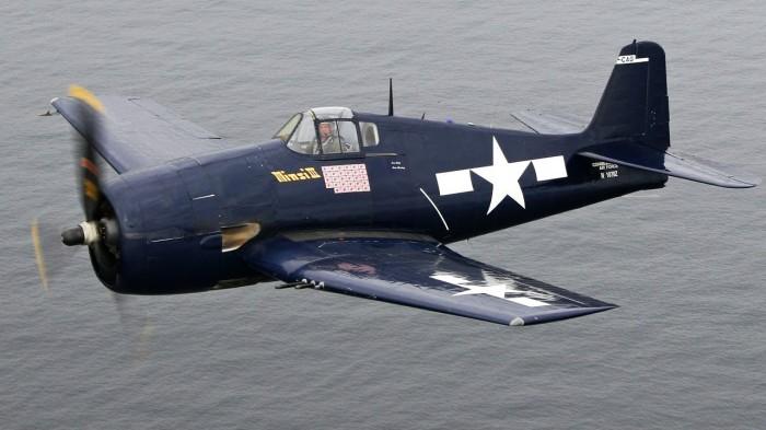 Использовался беспилотный самолет.