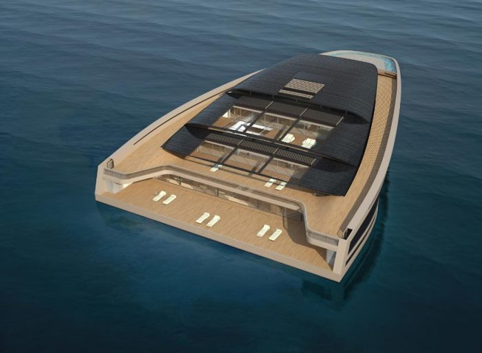 Дороже Wally Hermes Yachts просто нет.