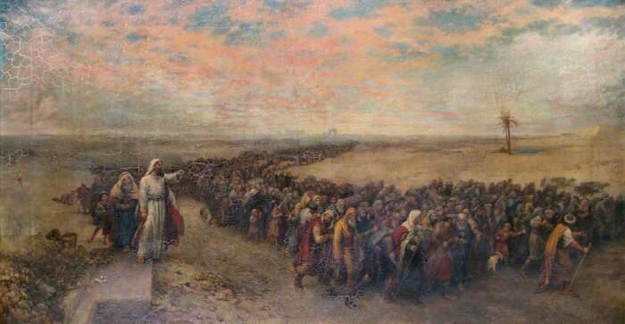 Праздную в честь Исхода. /Фото: fb.ru.
