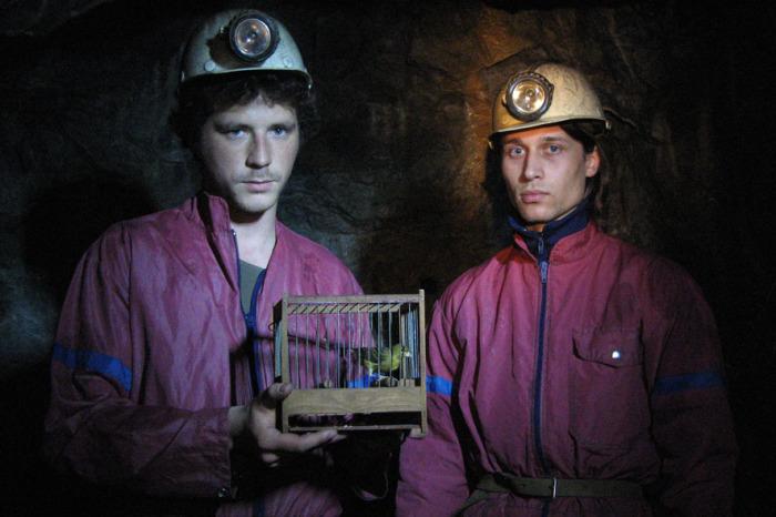 На некоторых шахтах пользуются до сих пор. /Фото: ici.artv.ca.
