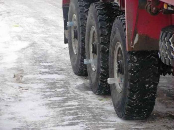 Если замерзли колодки - вращения не будет. /Фото: rosregistr.ru.
