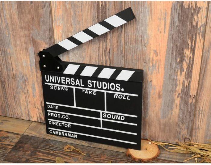 Появилась вместе со звуковым кино. /Фото: wjtv.com.