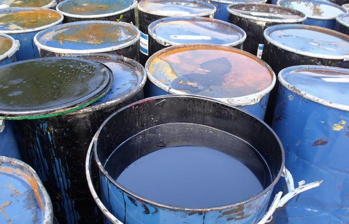 Отработанное масло - популярный товар.