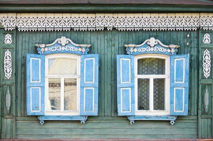 Использовались для защиты. /Фото: happymodern.ru.