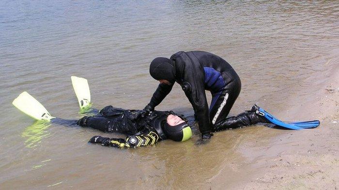 Кессонная болезнь крайне опасна. /Фото:123ru.net.