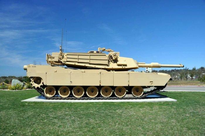 Зачем танку такая башня. /Фото: yandex.by.