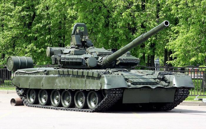 В итоге наработки применили для создания Т-80.  /Фото: ya.ru.