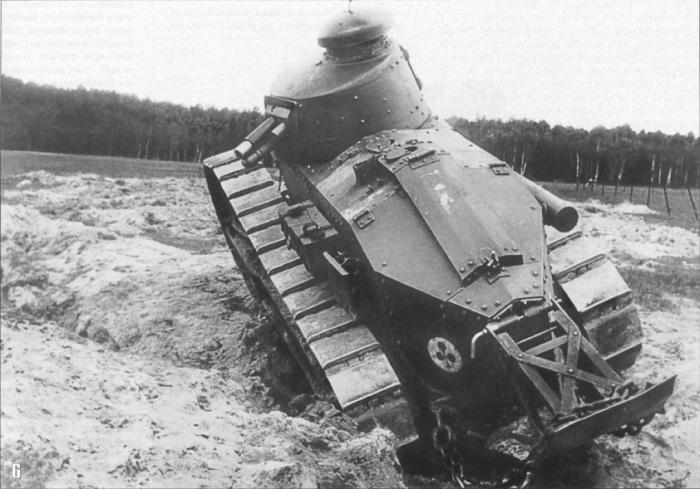 Чтобы преодолевать преграды. /Фото: war-book.ru.