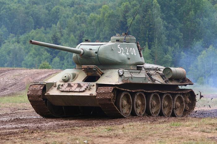 У некоторых танков прилив совсем небольшой. /Фото: Яндекс.Новости.