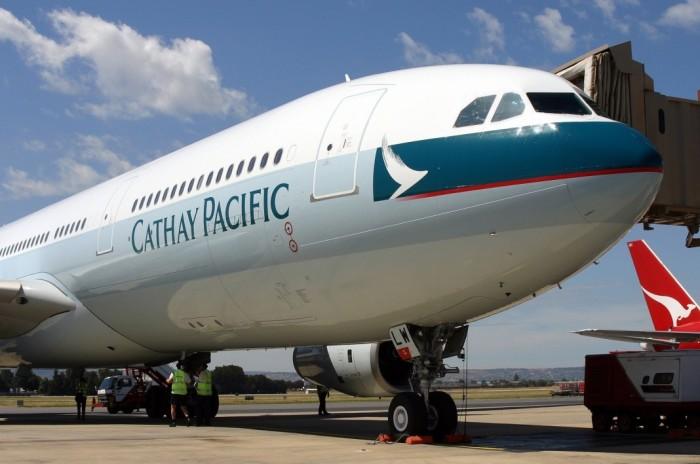 Самолет вот этой компании. /Фото: aviationnepal.com.