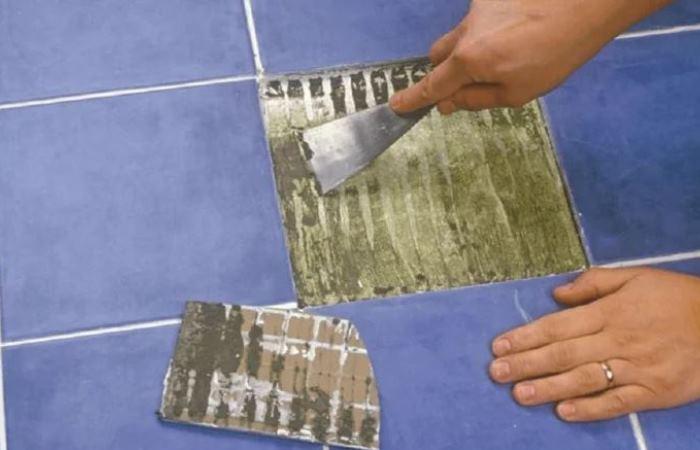 Плитка - очень популярный материал отделки.