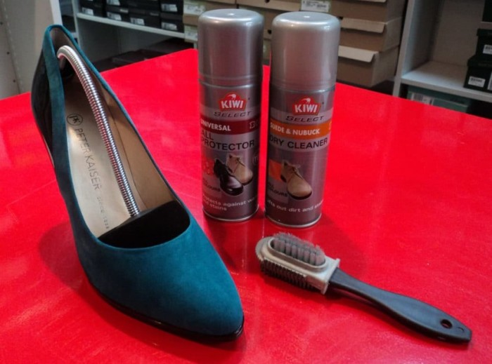 За обувью следует ухаживать. /Фото: ladyontop.ru.