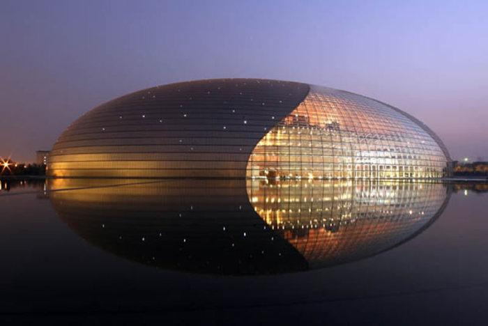 Невероятный театр в Китае.