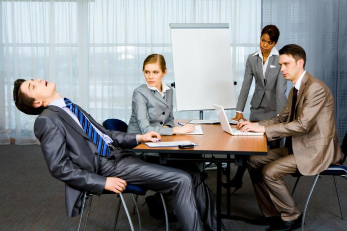 Влияет на общую производительность труда. /Фото: knopki-bablo.net.
