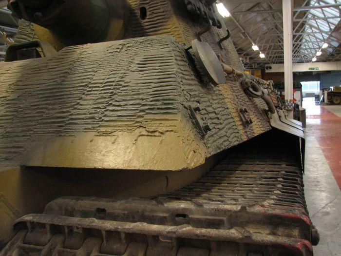 От магнитных мин покрывали всю броню. /Фото: yandex.ru.