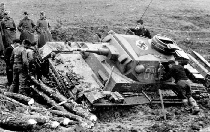Проблема была в том, что ни Союзники, ни РККА почти не применяли магнитные мины. /Фото: ok.ru.