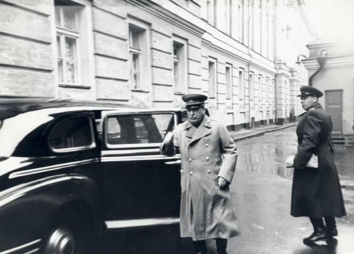 Машина для Вождя. /Фото: yandex.ru.