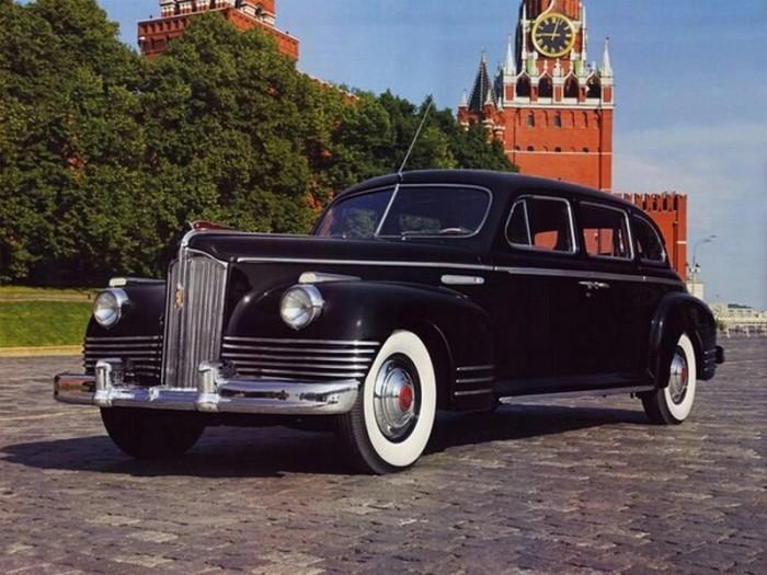 Главный автомобиль страны. /Фото: yandex.com.