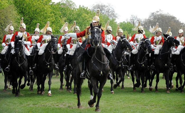 Лошадей использовали с незапамятных времен.