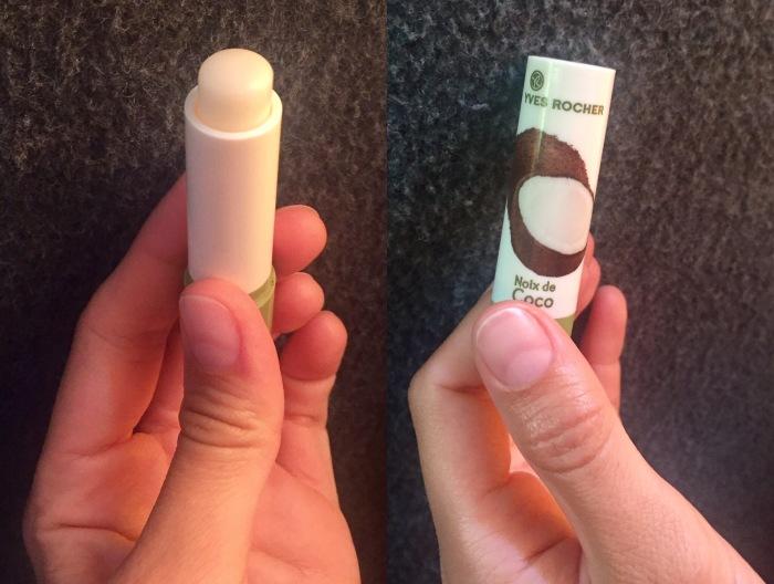 Бальзам для губ бесцветный.