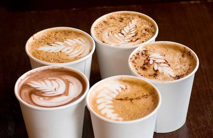 Кофе сильно обезвоживает.