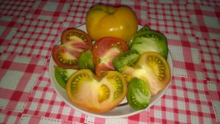 Сезонные овощи - заряд здоровья!