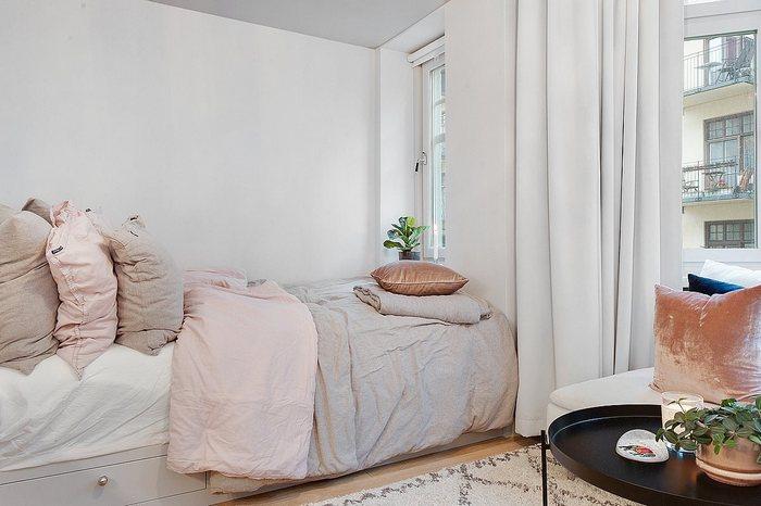 Уютное местечко для сна и отдыха.