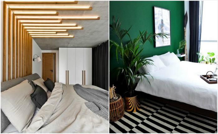 Как оформить спальню без ошибок в дизайне.