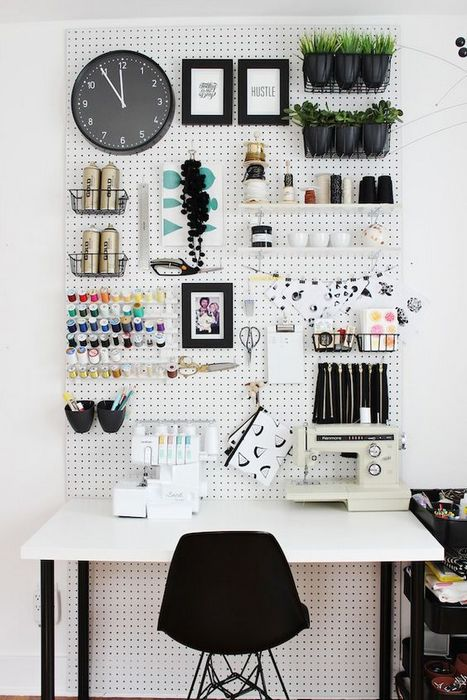 Место для реализации творческих идей.