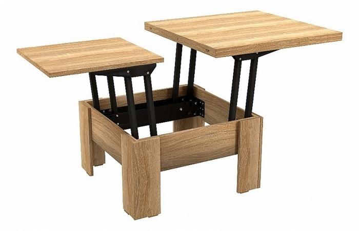 Журнальный столик-трансформер. Цена: 6000 рублей.