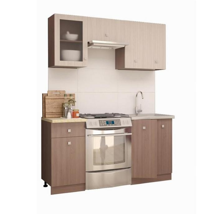 Лаконичная мини-кухня. Цена: 6000 рублей.