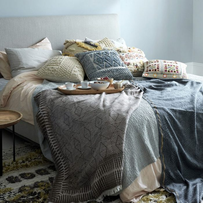 Колоритный текстиль.