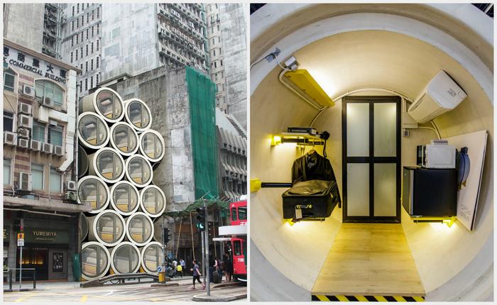 Доступное жильё, которое сделает жителей Гонконга счастливыми.