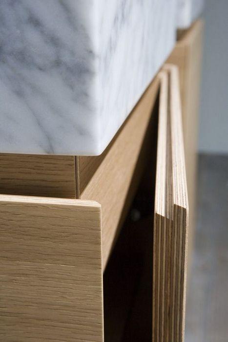 Современные кухонные шкафчики.