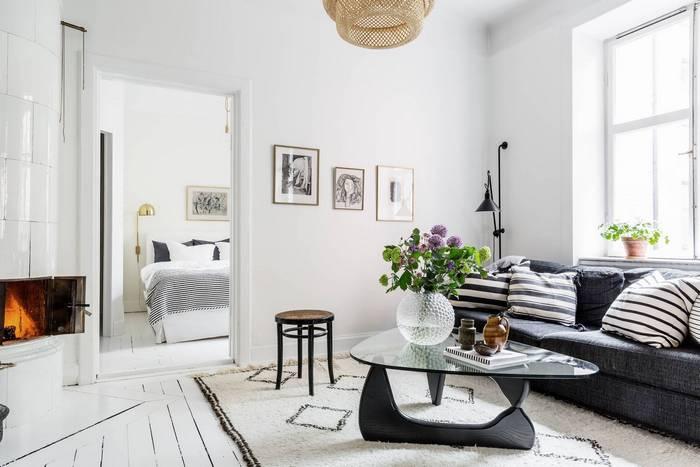 Декор нужен даже в небольшой квартире.