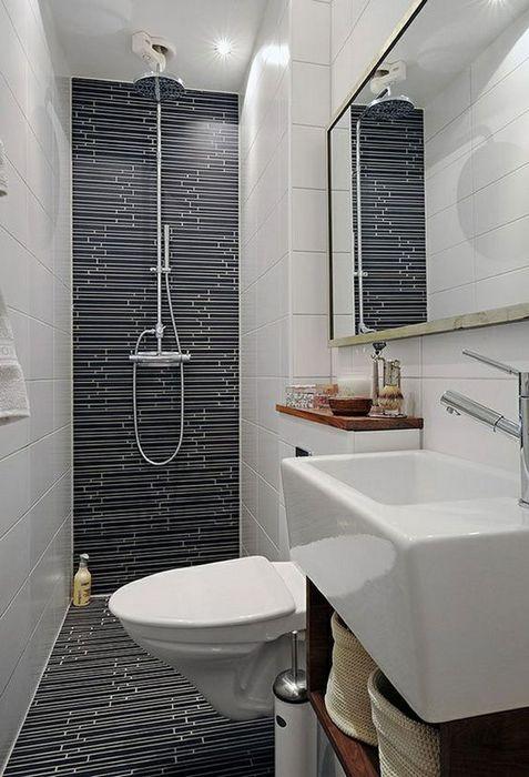 Зеркало в ванной - это практично и стильно!