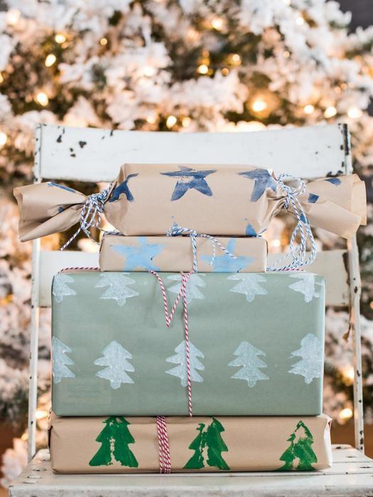 Стильные новогодние подарки.