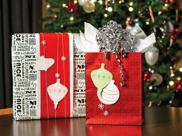 Подарок, упакованный с душой.