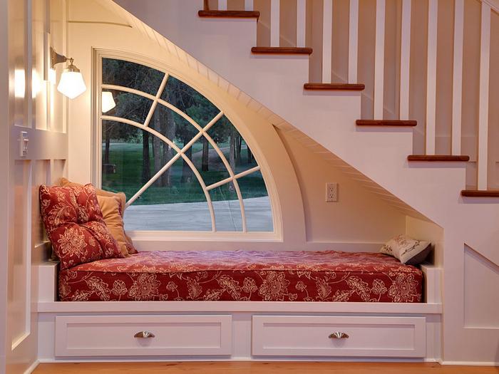 Уютное местечко для отдыха.